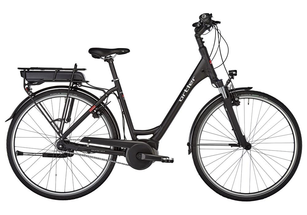 ortler montreux power bicicletta elettrica da citt nero. Black Bedroom Furniture Sets. Home Design Ideas